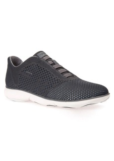 Geox Nebula 42 Laceless Knit Sneaker (Men)