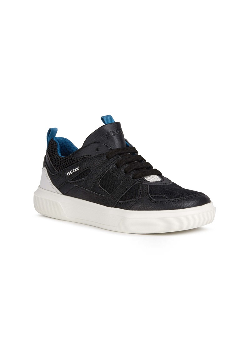 Geox Nettuno 2 High Top Sneaker (Toddler, Little Kid & Big Kid)