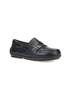 Geox New Fast Driver Moccasin (Toddler, Little Kid & Big Kid)