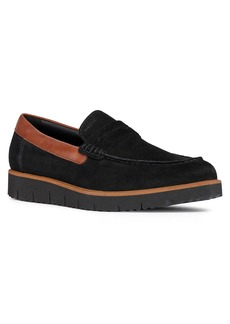 Geox New Pluges 6 Penny Loafer (Men)