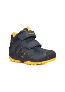 Geox New Savage Sneaker (Toddler, Little Kid & Big Kid)