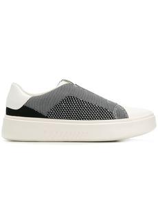 Geox Nhenbus knit sneakers - Black