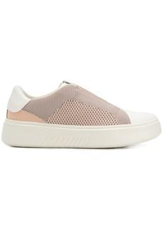 Geox Nhenbus knit sneakers - Pink & Purple