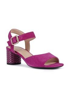 Geox Ortensia Block Heel Sandal (Women)