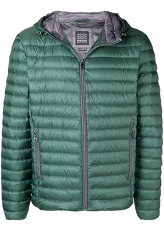 Geox padded hooded jacket - Green