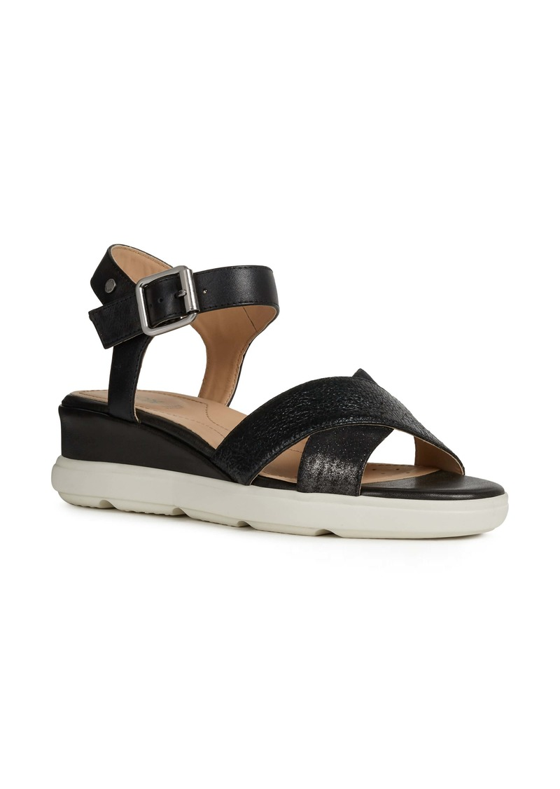 Geox Pisa Wedge Sandal (Women)