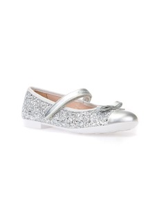 Geox Plie 46 Glitter Mary Jane (Toddler, Little Kid & Big Kid)