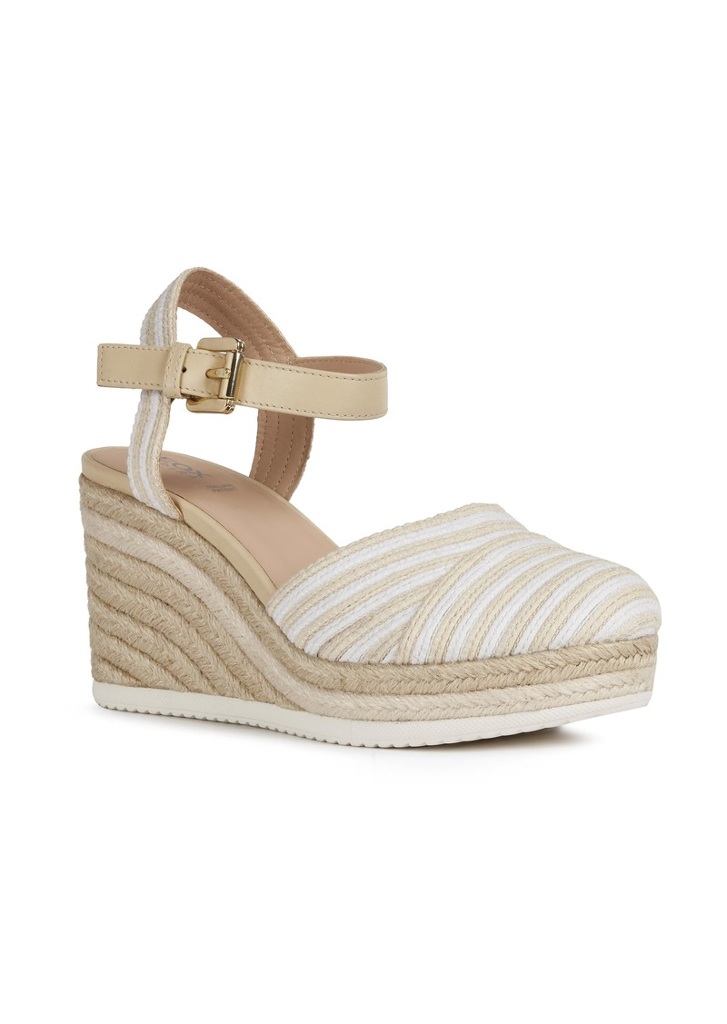 Geox Ponza Wedge Sandal (Women)