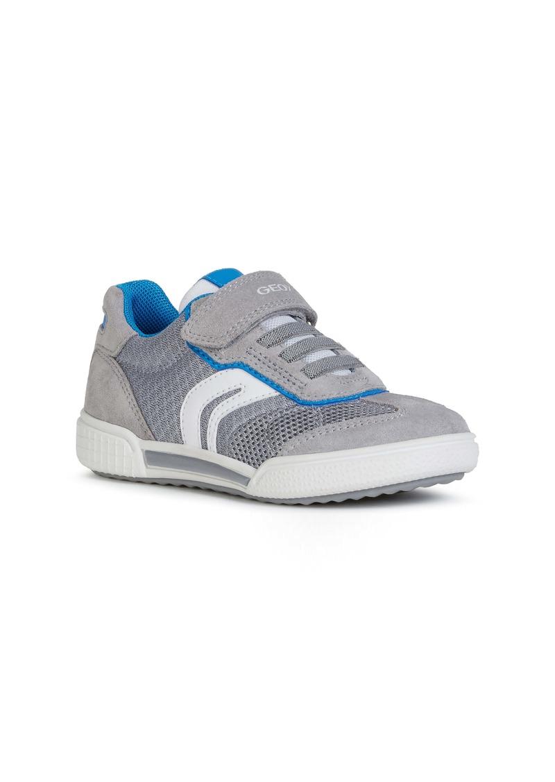 Geox Poseido 3 Sneaker (Toddler, Little Kid & Big Kid)
