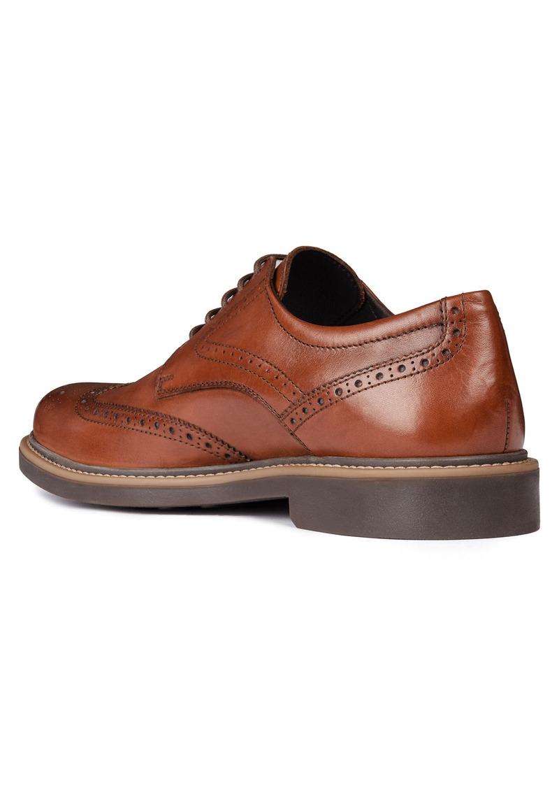 Geox Geox Silmor Wingtip (Men)   Shoes