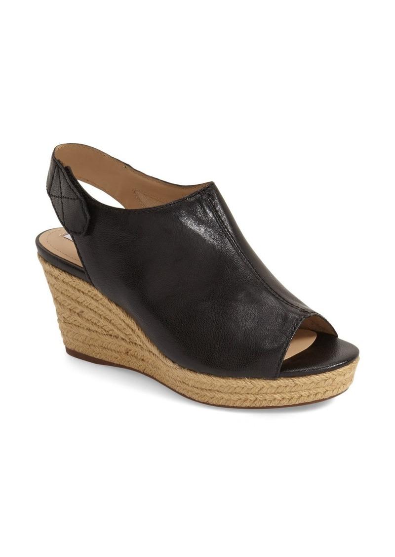 'Soleil' Slingback Wedge Sandal (Women)