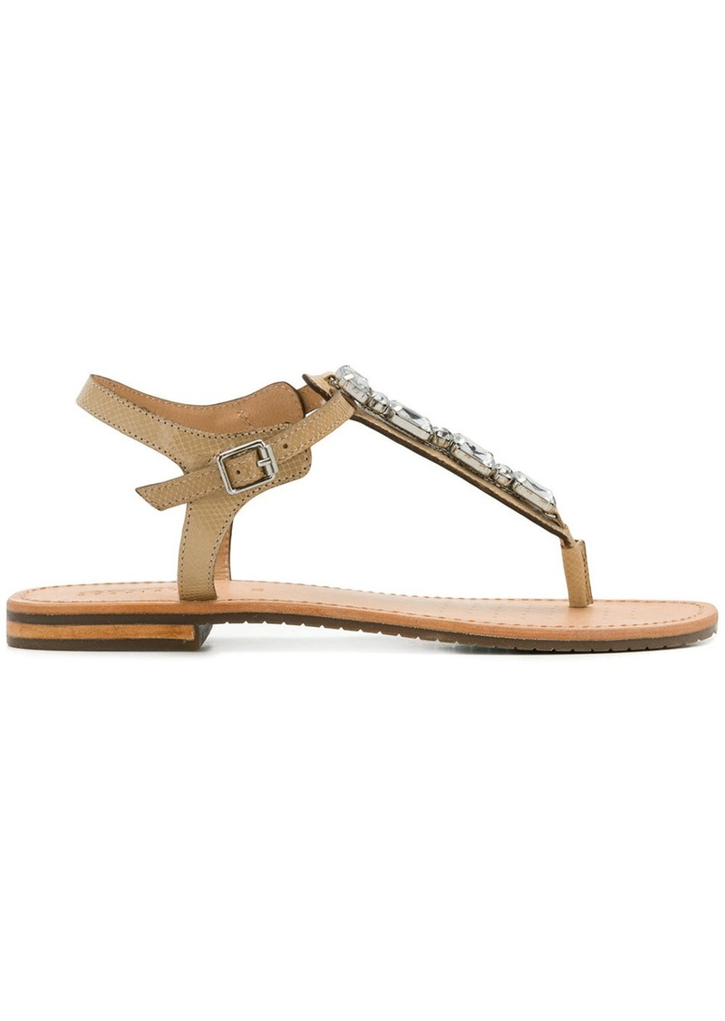 Sozy sandals - Nude & Neutrals Geox Popular Cheap Price For Sale Discount Sale Official Site Online Find Great Cheap Online Limit Discount eiAIoBAN5