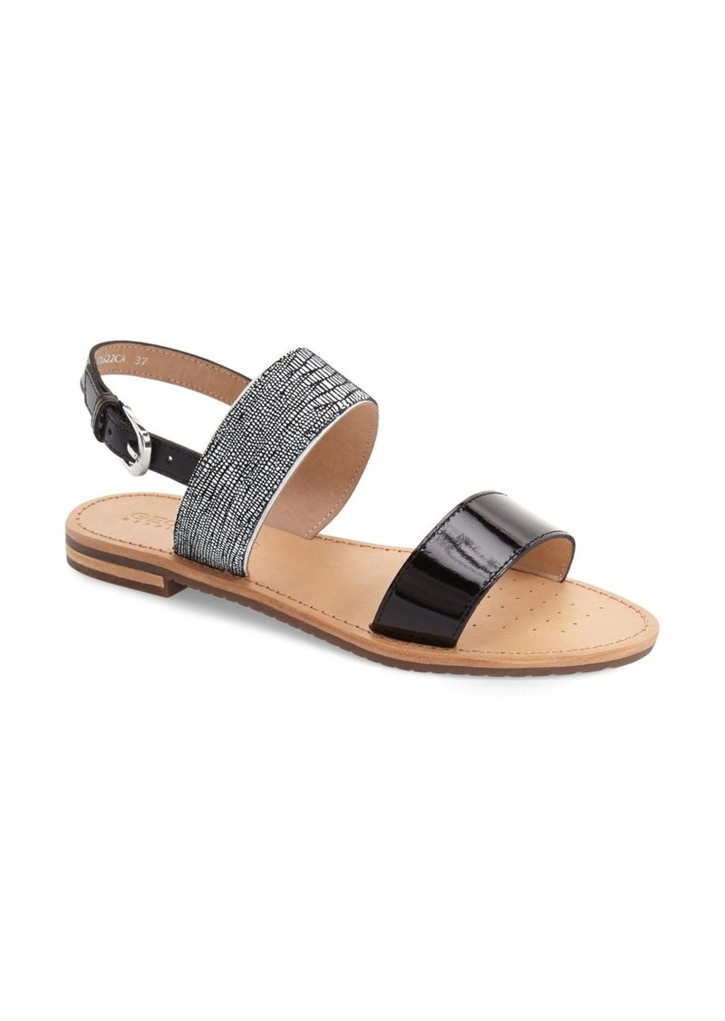 Sozy sandals - Nude & Neutrals Geox