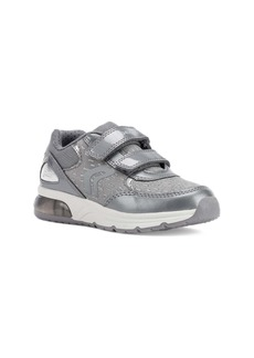 Geox Space Club Glitter Light-Up Sneaker (Toddler, Little Kid & Big Kid)