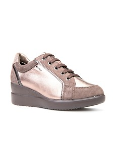 Geox Stardust Wedge Sneaker (Women)