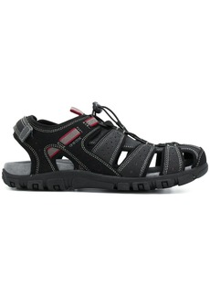 Geox Strada sandals - Black