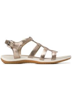 Geox strapped design sandals - Nude & Neutrals