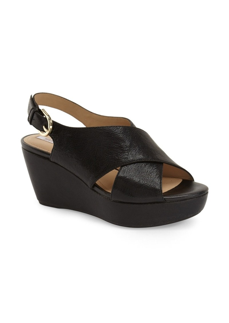 Geox 'Thelma' Slingback Wedge (Women)