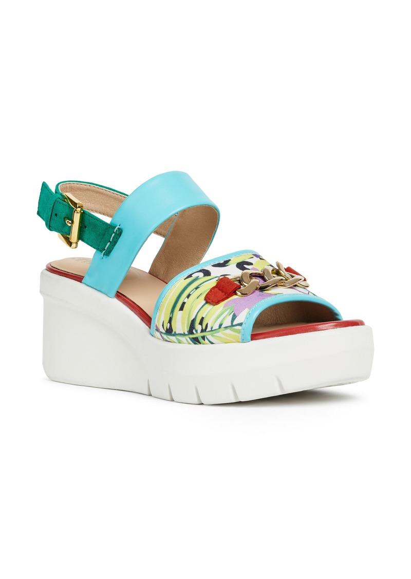 47522e792a Geox Geox Torrence Platform Sandal (Women) | Shoes