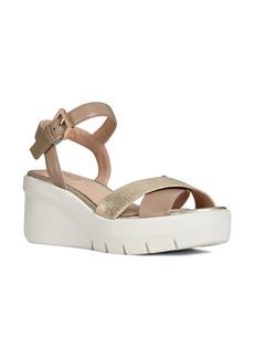 Geox Torrence Platform Sandal (Women)
