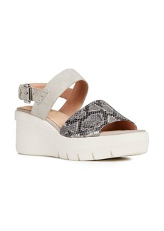 Geox Torrence Wedge Sandal (Women)