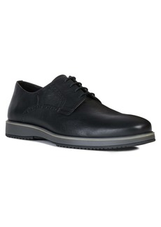 Geox Tyren Plain Toe Derby (Men)