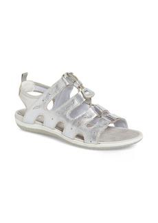 Geox 'Vega' Lace-Up Sport Sandal (Women)