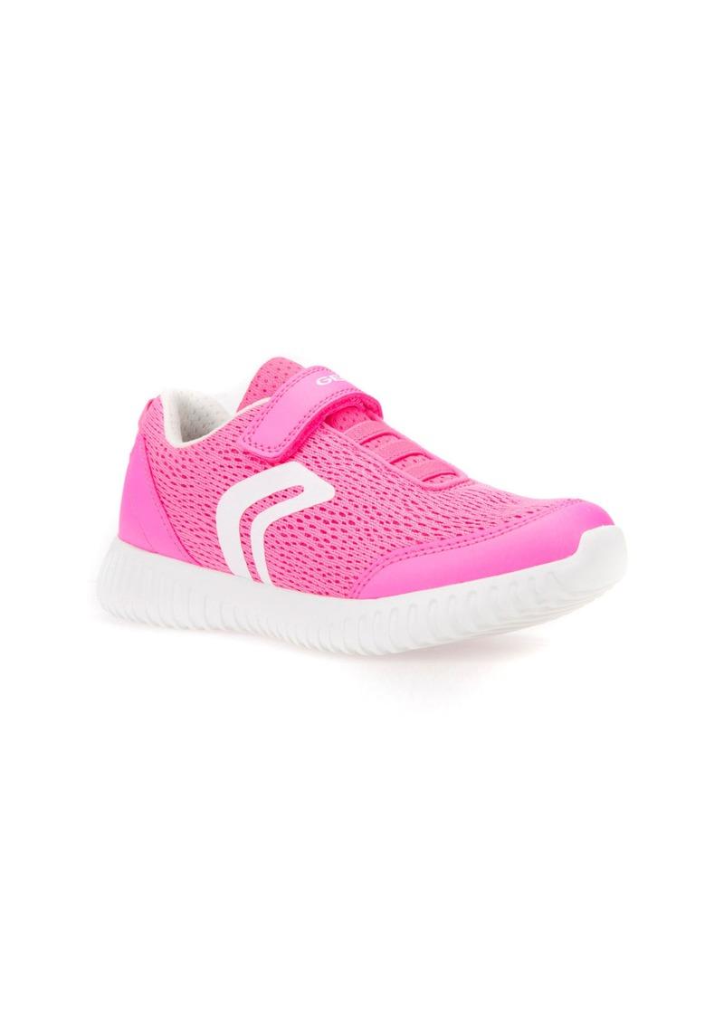 Geox Waviness Sneaker (Toddler, Little Kid & Big Kid)