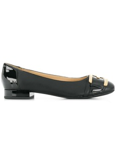 Geox Wistrey ballerina shoes - Black