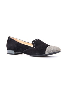 Geox Wistrey Cap Toe Loafer (Women)