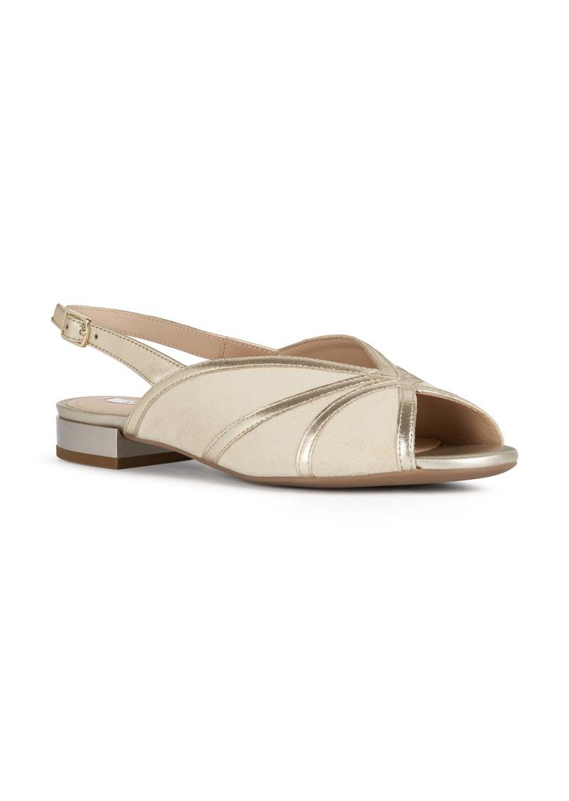 Geox Wistrey Slingback Sandal (Women)