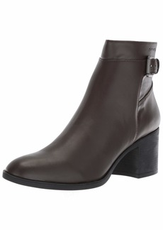 "Geox Women's Asheel 1 Zip Ankle Boot 2.5"" Heel  3 Medium EU ( US)"