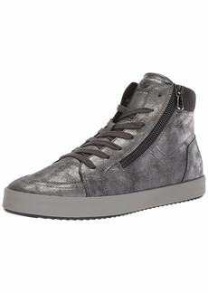 Geox Women's Blomiee 1 Fashion High top Sneaker  40 Medium EU ( US)
