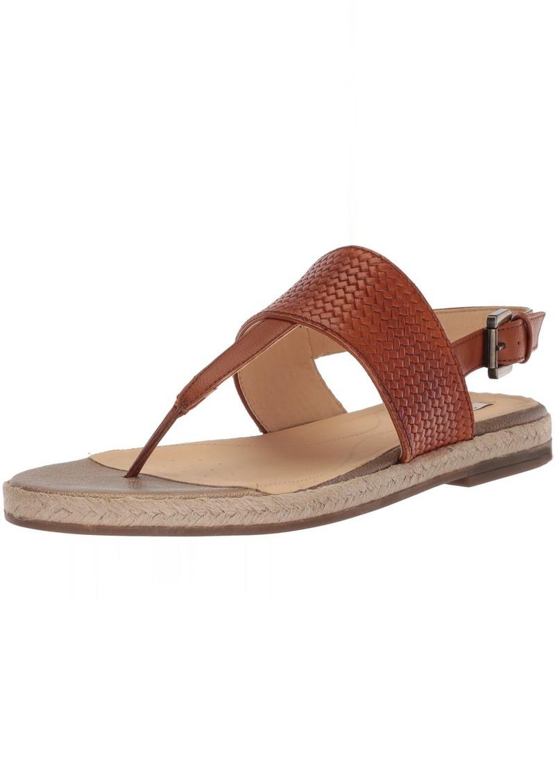 Geox Women's Kolleen 4 Flat Sandal  41 M EU ( US)