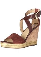 Geox Women's W Janira 9 Wedge Sandal  40 EU/ M US