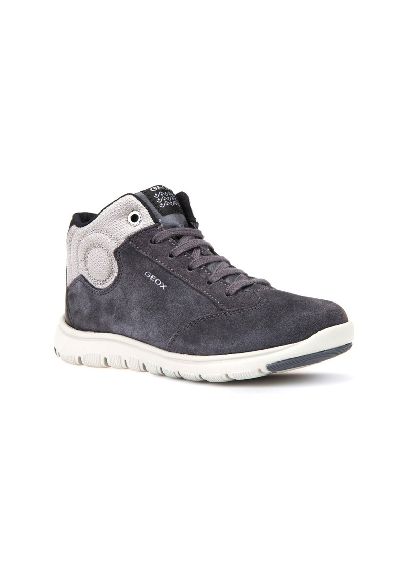 a2dc6d1677 Geox Geox Xunday Mid Top Sneaker (Toddler, Little Kid & Big Kid) | Shoes