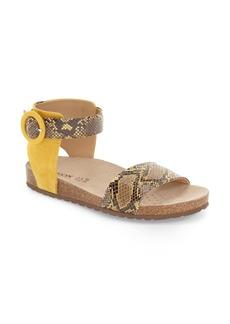Geox 'Zayna' Ankle Strap Sandal (Women)