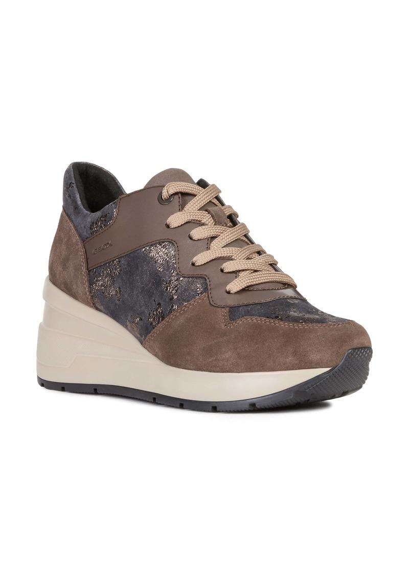 Geox Zosma Wedge Sneaker (Women)