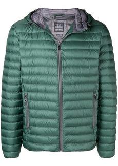 Geox padded hooded jacket