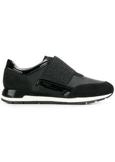 Geox pebble strap sneakers