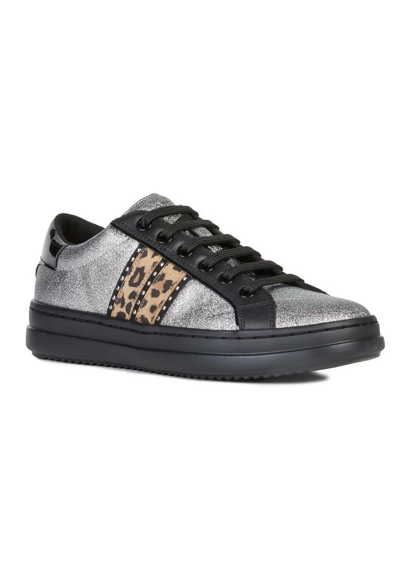 Geox Pontoise Leather Sneaker