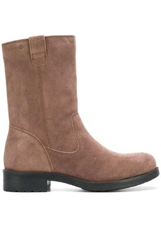 Geox smooth ankle boots