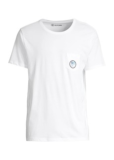 G/FORE Embroidered Pocket T-Shirt