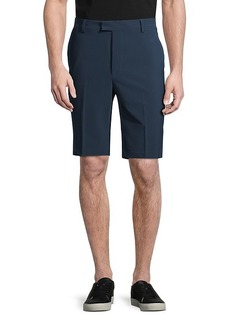 G/FORE Flat-Front Shorts