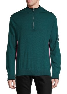 G/FORE High Neck Wool Sweater
