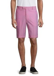 G/FORE Seersucker Golf Shorts