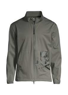 G/FORE Slim-Fit Soft Shell Zip-Front Jacket