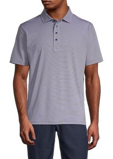 G/FORE Stripe Polo T-Shirt