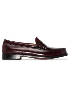 G.H. Bass & Co. Weejuns Larson penny-slot loafers