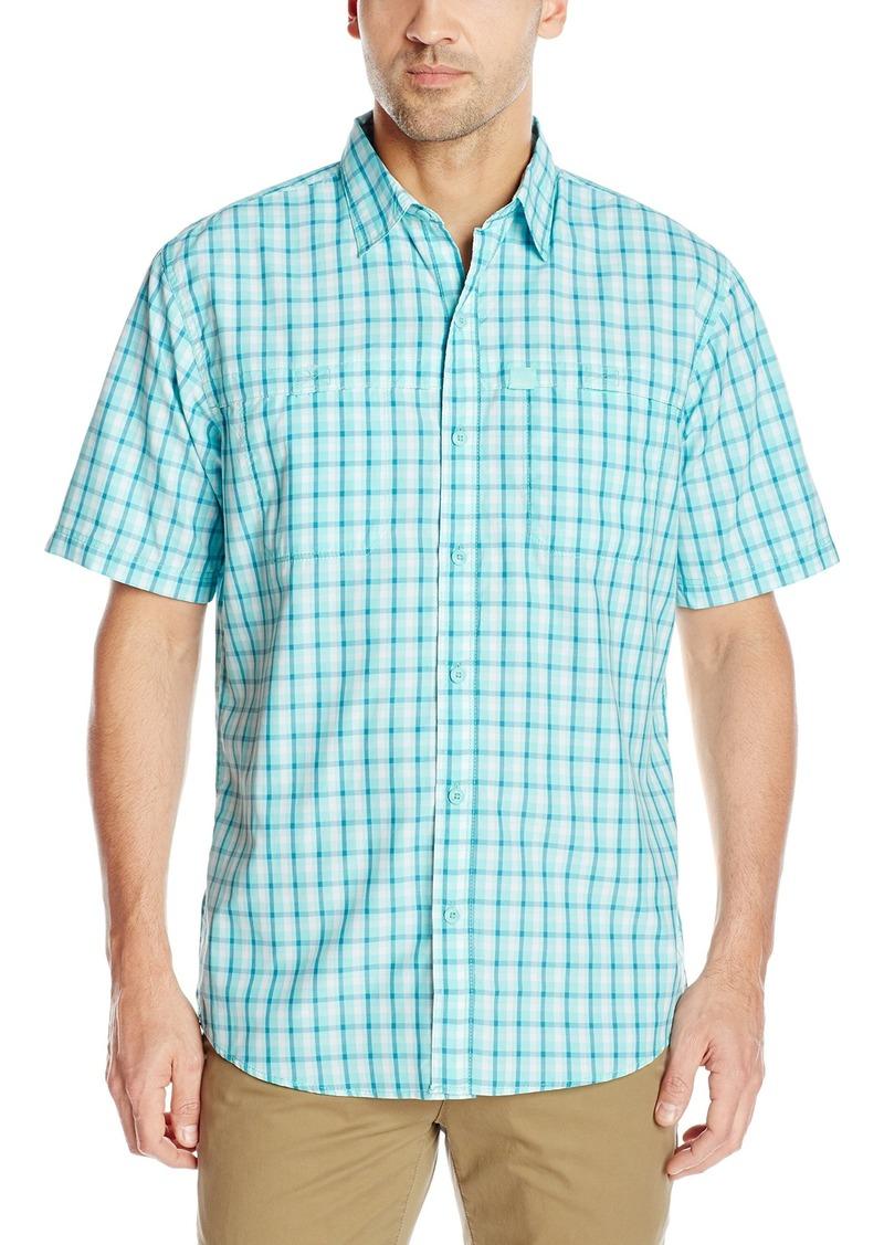e41b227fd46 G.H. Bass & Co. G.H. Bass & Co. Men's Short Sleeve Explorer Shirt ...